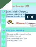 Sharekhan securities