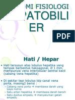 anfis hepatobilier
