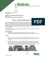 Service Bulletin Upgrade OITS - Change PCO 3 Use 4x Tergantung Software Version