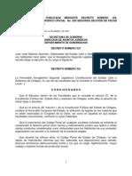 Codigo Penal Chiapas