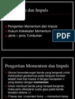Bab 05 Momentum Dan Impuls