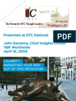 DTC Calamity Presentation