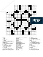 The Palladium Crossword Puzzle 2B