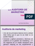 Auditoría de Marketing-TEMA Nº 3