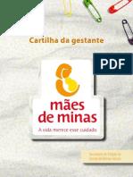 Cartilha Da Gestante Maes