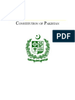 Constitution of Pakistan
