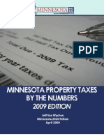 Minnesota Property Taxes by the Numbers
