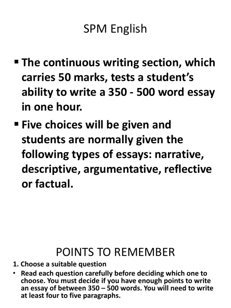 How To Write A Thesis For A Persuasive Essay  Sample Essay Thesis also Good Synthesis Essay Topics  Spm English Continous Writing  Essays  Argument Essay Term Paper