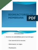 Bioreactores de Membrana-faisal Bernal