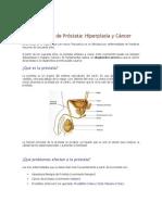 Manatial Programa Radial-tema Prostata y Cncer de Mamas
