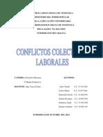 Trabajo de Conflicto Laboral