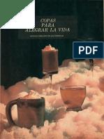 Cócteles, Gastronomía. Caballero Mayo 1966