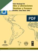 Colombia Dioxinas y Furanos