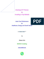 Smallcap ETF Review for Investing in Top Markets