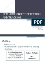 object detect and track ppt