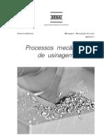 Processos-Mecanicos de Usinagem