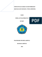 PDF Pengaruh Penggunaan Jarak Tanam Terhadap Tanaman Kacang Panjang