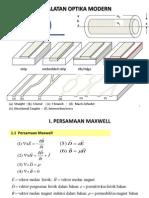 1-Persamaan Maxwell Dan Hukum Kekekalan Energi EM