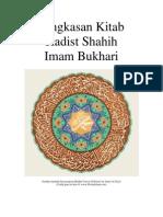 Ringkasan Kitab Hadist Shahih Imam Bukhari