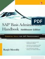 Sap Basis Admin Book