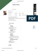 UML With Eclipse Tutorial