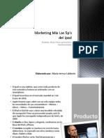 Marketing Mix Las 5p_s Del iPad