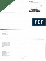 135569608 Manual de Psicologia Comunitaria