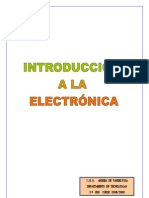 TEMA5 Introduccion a La Electronic A 3 ESO 08 09