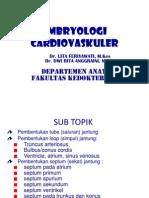 K01 Embriologi Dan Anatomi CV (Anatomi)