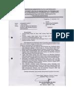 Pengenaan Retribusi Terhadap Bangunan Milik Pemerintah Tidak Dikenakan Retribusi Peraturan Menteri Dalam Negeri Nomor 32 Tahun 2010 Tentang Pedoman Pemberian Izin Mendirikan Bangunan