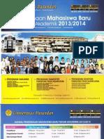 Brosur Universitas Pasundan Bandung