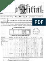 Diario Oficial de 1875