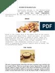 Foods of Basilicata
