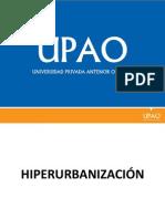 DIAPOS ANRENA HIPERURBANIZACION