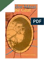 Marai Sandor - Die Glut