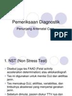 Pemeriksaan Diagnostik DM