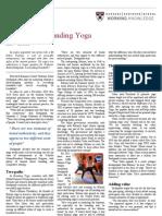 Branding Yoga