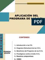 Programa 5 s's