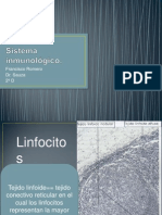 Sistema inmunológico SI