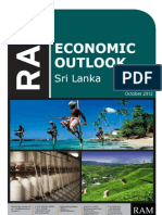 Sri Lanka Economic Outlook 2013