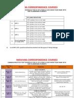 Xi Cpt Schedule Final