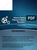 What Is Reflow Tin Plating & What Are Its Benefits?