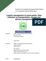 Logistic Management of Wood Pellet Data 2010
