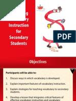 Enhancing Vocabulary. Ppt