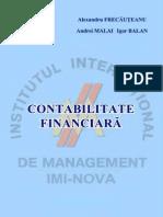 Frecauteanu a. - Contabilitate Financiara