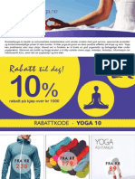 Yoga e-store