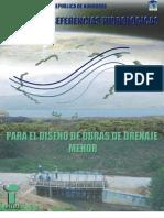 Manual de Referencias Hidrologicas