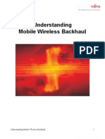 Fujitsu Wireless Backhaul