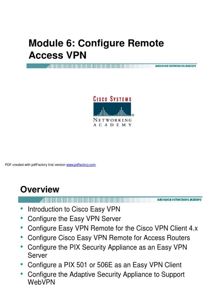Cisco Router Easy Vpn Client Configuration