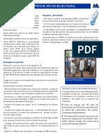APPROCHE SRA EN MILIEU RURAL AUX ACTEURS COMMUNAUTAIRES (SantéNet2)